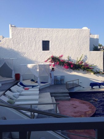Atlas Boutique Hotel: Piscina