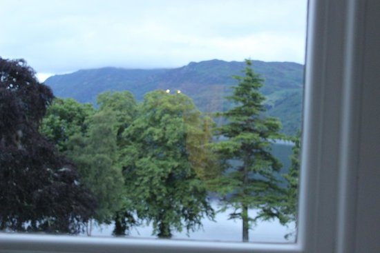 Aonach Mor at the Highland Club : Early morning view