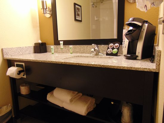 BEST WESTERN PLUS Denver Tech Center Hotel: bathroom