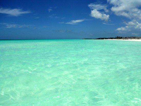 Royalton Cayo Santa Maria : La mer turquoise