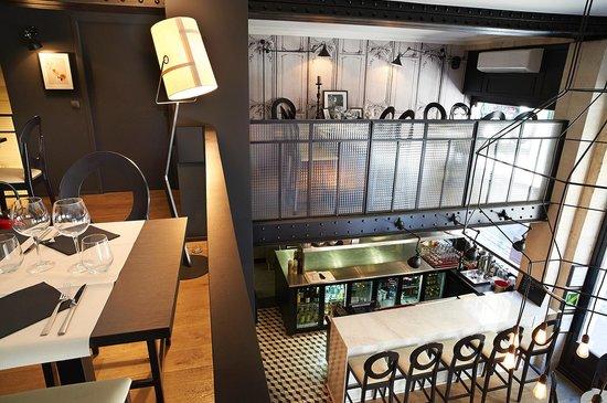 Le Bistrot d'Aurelie : Bar