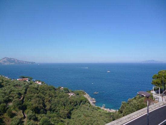 Hotel & Spa Francischiello Bellavista : View from room