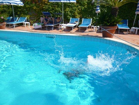 Hotel & Spa Francischiello Bellavista : Pool