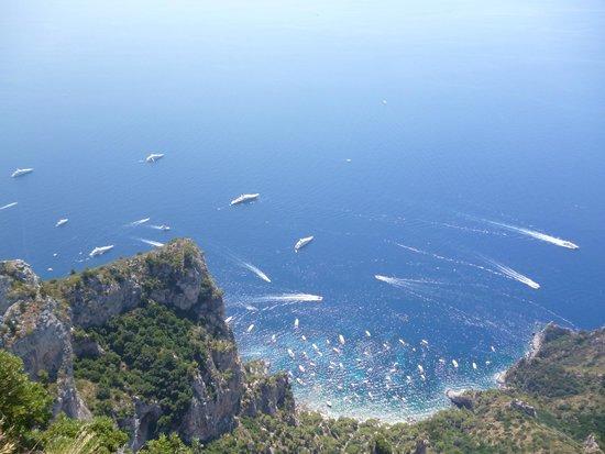 Hotel & Spa Francischiello Bellavista : Capri