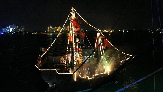 Captain Hook Barco Pirata Pirate Ship: pirate shit atack