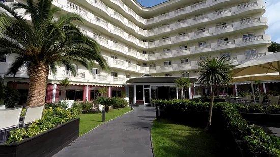 Hotel Savoy Lloret de Mar: Exterior