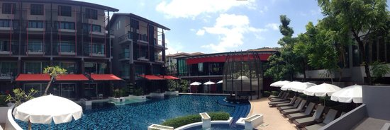 Red Ginger Chic Resort: Chill time :)