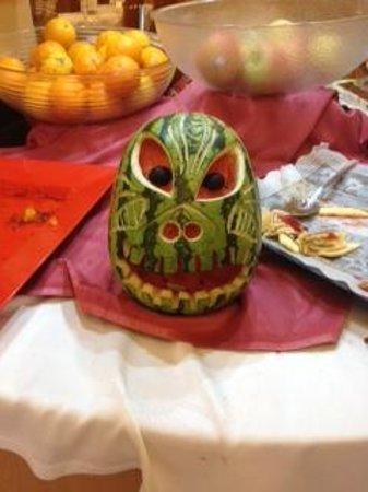 Hotel Oasis Park: de kunsten van het keukenpersoneel