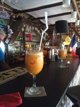 Las Palmas : Cocktail de Sylvie