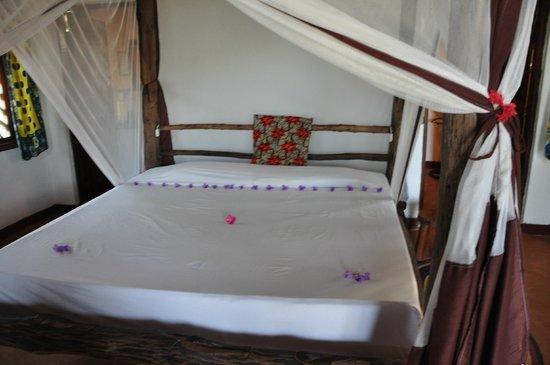 Kichanga Lodge: Lit