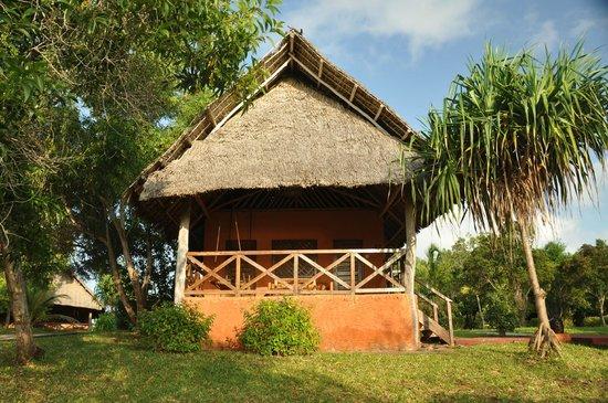 Kichanga Lodge: Bungalow