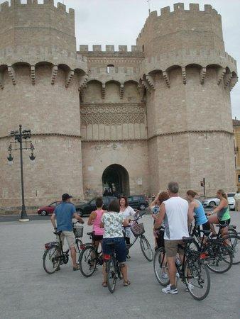Valencia Bikes: Valencia Bike Tour Stop