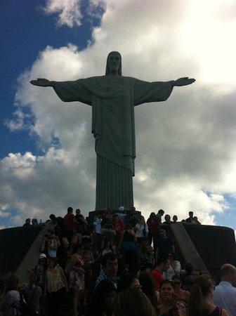 Estatua de Cristo el Redentor: cristo