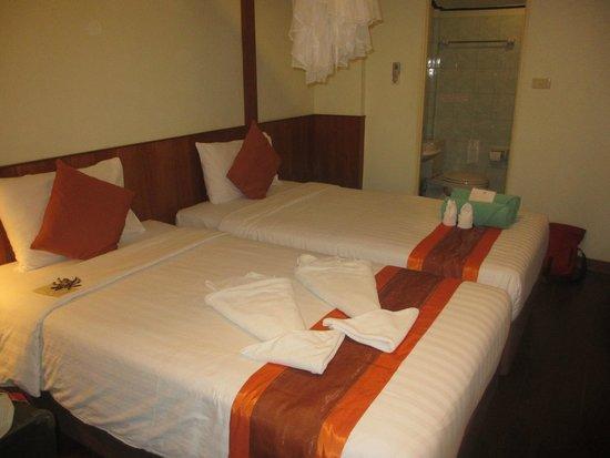 KC Grande Resort & Spa: Superior Villa Sea View 5115