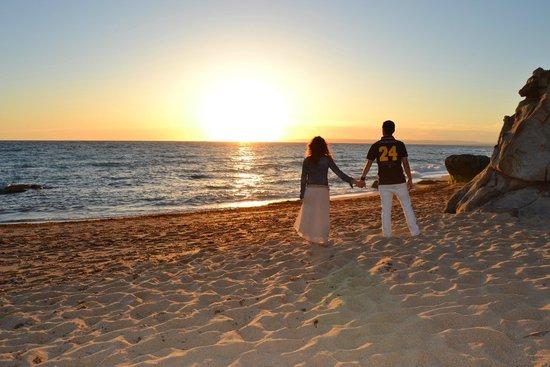 El Varadero: Playa del hotel