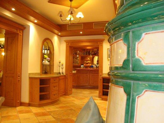 Hotel Sonnenhof: Restaurant and Breakfast room