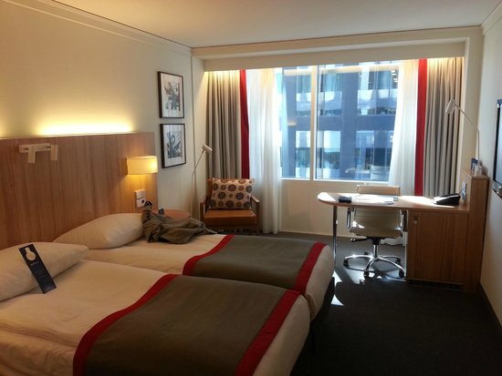 Radisson Blu Waterfront Hotel: Standard room