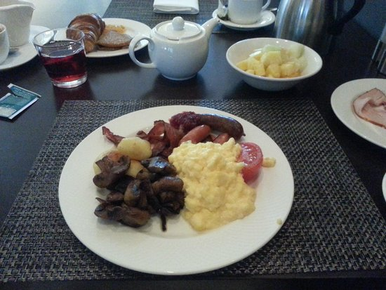 Radisson Blu Waterfront Hotel: Breakfast buffet