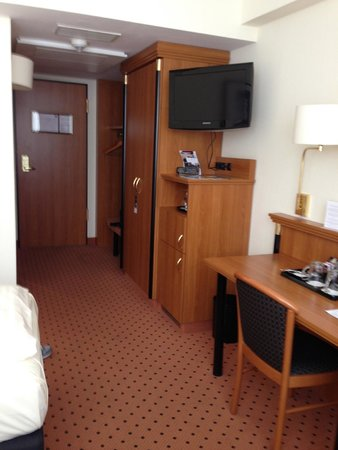 Hotel Mercure Munich Altstadt: Our room