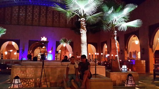 Sofitel Agadir Royal Bay Resort: Salma & Mehdi