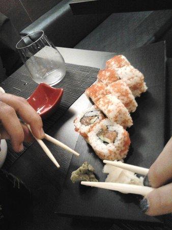Ami Japanese Bar & Restaurant: Spicy Roll se non sbaglio :)
