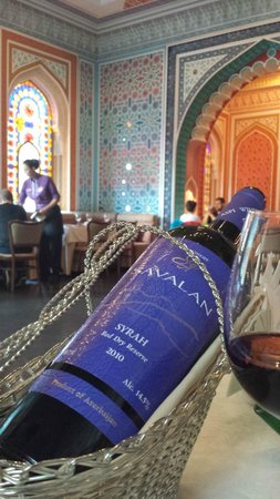 Restaurant Baku: Surprisingly nice wine