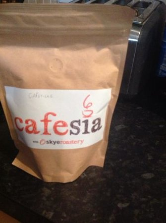 Cafe Sia: freshly ground coffee from cafesia