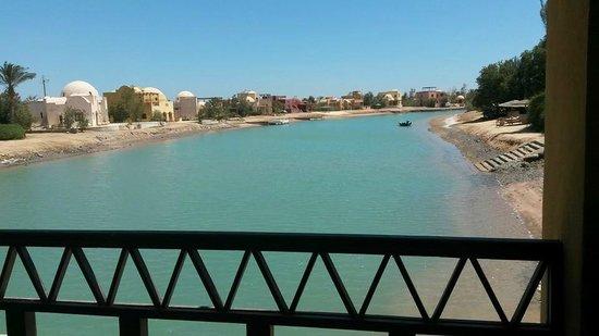 Dawar El Omda: view from our balcony