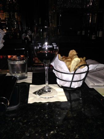 The Capital Grille: La Crema Pinot Noir