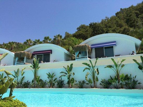 Yacht Classic Hotel: Watervillas