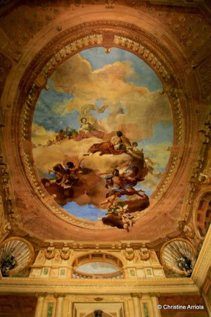 Villa Mosconi Bertani: the villa is a work of art