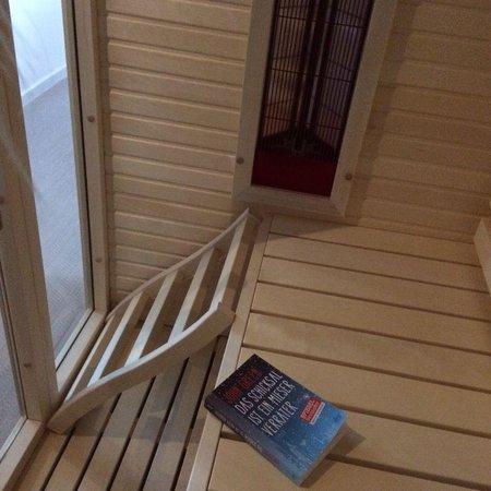 Thon Hotel EU: Sauna privé