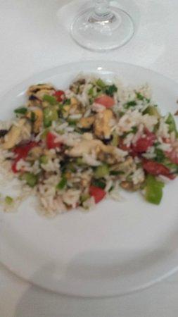 Vincci Resort Djerba: salade