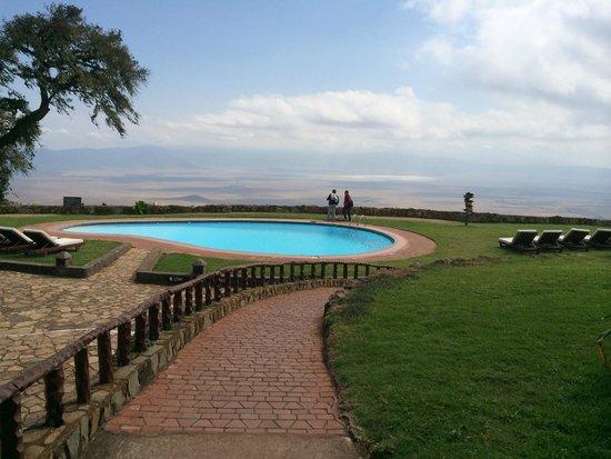Ngorongoro Sopa Lodge : SOPA NGORONGORO