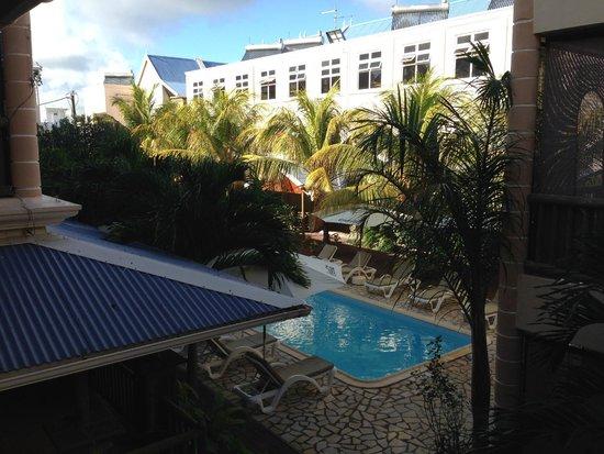 Le Palmiste Resort & Spa: Vue de la chambre