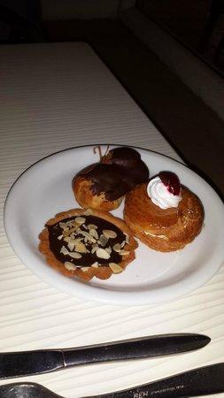 Vincci Resort Djerba: desserts