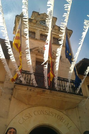 Alcudia Old Town : street