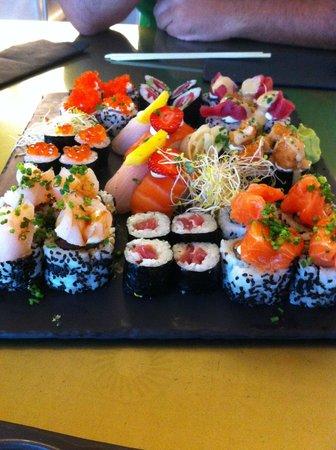 Sushic: combinado de sushi