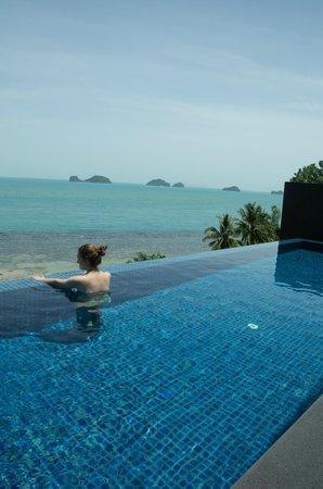 Conrad Koh Samui : The fabulous pool