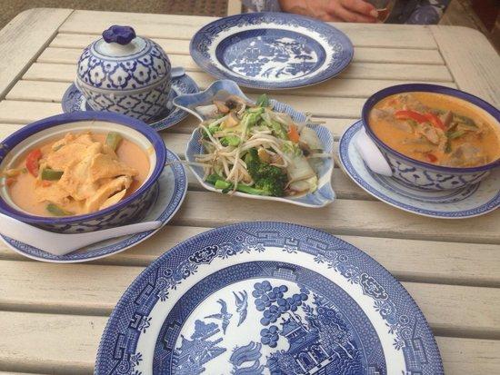 Nuntana Thai at The Royal George: Very tasty.