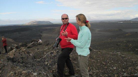 Saga Travel : Trading points on geology