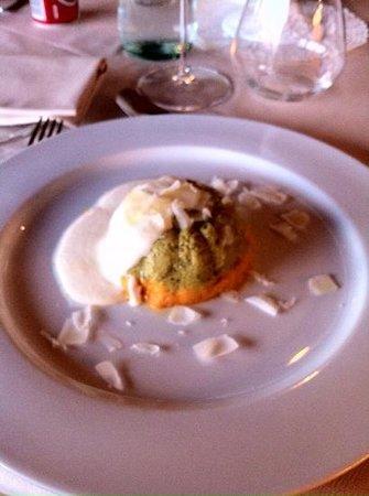 Ristorante La Cantinella: excellent appetizer