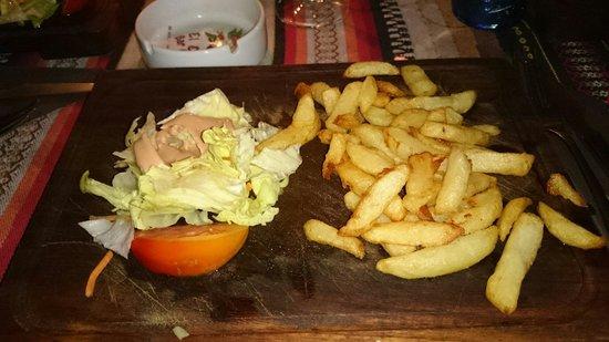 El Ceibo: Patatine fritte