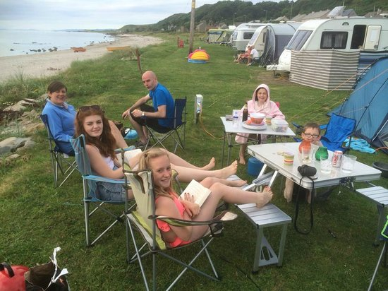 Muasdale Holiday Park: Family Time