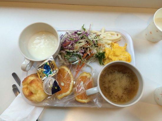 Comfort Hotel Yokohama Kannai : Breakfast