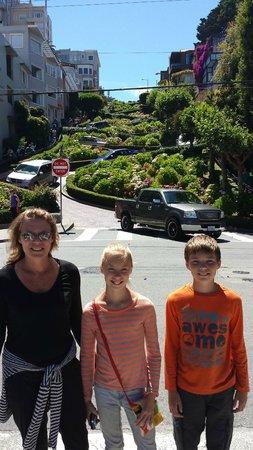 Lombard Street: Lombard St