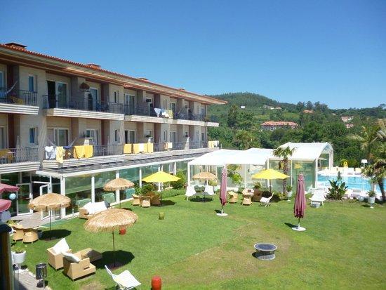 Augusta Spa Resort: GV Building 2