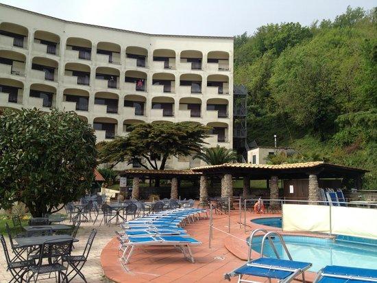 Grand Hotel Hermitage & Villa Romita: Prêdio principal