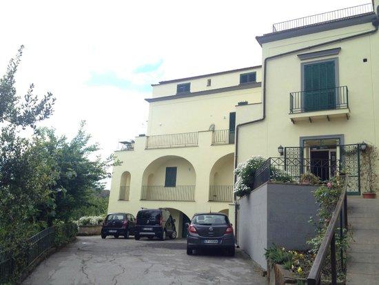 Grand Hotel Hermitage & Villa Romita: Anexo