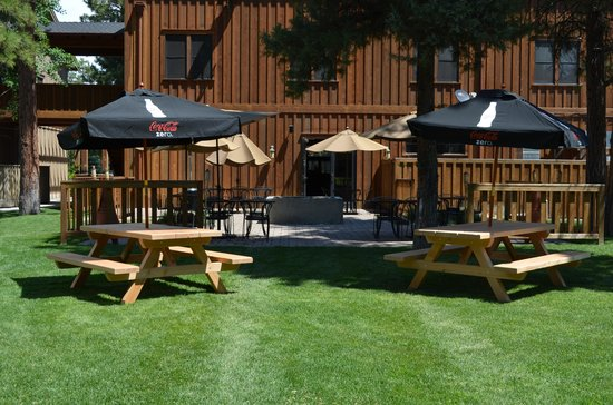 Rio : Best patio in central oregon